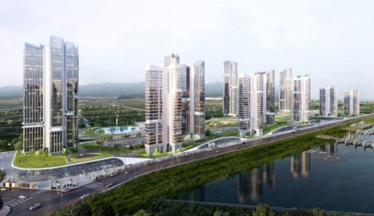 송도 더샵 아크베이<br>아파트, 오피스텔, 상가 <br>4월 공급예정
